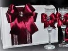 Скачать фото Женская одежда Свадебные аксессуары, Семейный банк, бокалы 40941470 в Казани