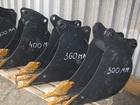 Скачать бесплатно foto Спецтехника Ковш узкий 400 мм на экскаватор-погрузчик 73682032 в Казани