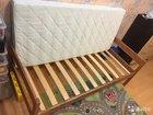 Кровать детская Березка - 3 с матрасом IKEA