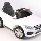 Детский электромобиль мерседес а333мп