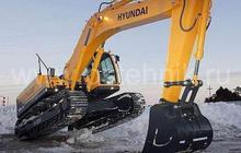 Сдаем в аренду Экскаватор гусеничный Hyundai 300LC-9S с ковшом 1,6 м3 2200 руб/час