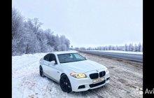 BMW 5 серия 2.0AT, 2012, 135000км