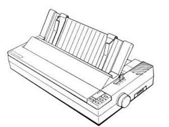 Свежее изображение  Принтер epson LX-1050+ (б/у) 32453603 в Казани