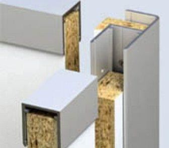 Фото в Строительство и ремонт Строительные материалы Система профилей включает 5 видов алюминиевых в Казани 100