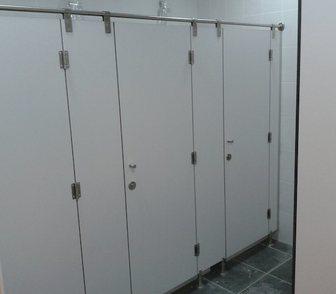 Фото в   Сантехнические перегородки из HPL пластика в Казани 10000