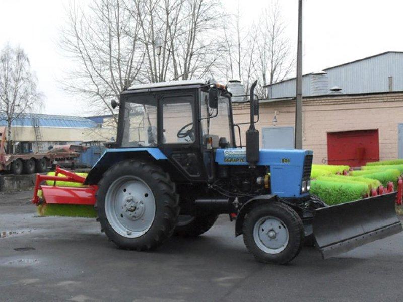 услуги трактора минск