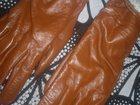 Фото в Одежда и обувь, аксессуары Женская одежда Кожаные перчатки натуральные, на зиму. Продаю в Кемерово 400