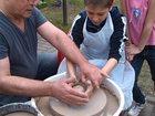 Фото в   Мастер-класс для детей и взрослых по гончарному в Кемерово 0