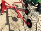 Уникальное фото  Грабли-ворошилки 4 колесные Verotools 38592146 в Барнауле