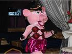 Изображение в Развлечения и досуг Организация праздников Продам костюм ростовой куклы хрюшки стриптизерши. в Кемерово 0