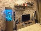Скачать фото  Продам потрясающий цилиндрический аквариум 41590107 в Кемерово