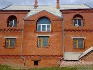 Продам коттедж в п, Новостройка Продам кирпичный 2х этажный коттедж в п. Новостр