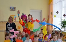 Проведу детские праздники