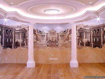 Свежее изображение  Дизайн и отделка декоративной штукатуркой 32806761 в Кемерово