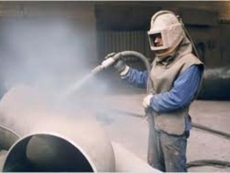 Свежее фото Другие строительные услуги Чистка металла песком, пескоструйная обработка 33040748 в Кемерово