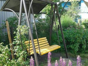 Свежее foto Производство мебели на заказ Кованая садово-парковая мебель 33040759 в Кемерово