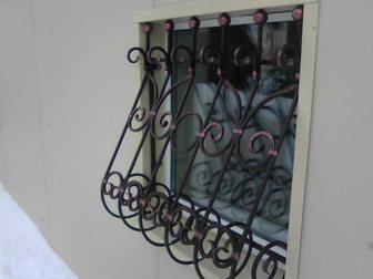 Новое фотографию Дизайн интерьера Решетки на окна металлические, кованые 33040866 в Кемерово