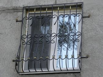 Уникальное изображение Дизайн интерьера Решетки на окна металлические, кованые 33040866 в Кемерово