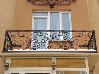 Уникальное изображение Мебель для дачи и сада Балконные ограждения кованые 33040909 в Кемерово