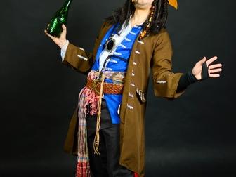 Скачать фотографию Организация праздников Лучший Капитан Джек Воробей в Кемерово 35007524 в Кемерово