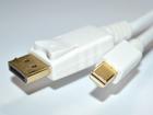 Увидеть фото Разное Кабель Thunderbolt / Mini DisplayPort в DisplayPort, для мониторов DELL и Mac 69237990 в Киеве
