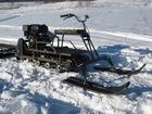 Свежее фото Разное Лыжный модуль для мотобуксировщиков 32127320 в Кирове (Калужская область)