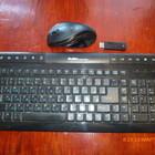 комплект беспроводной клавиатуры и мыши