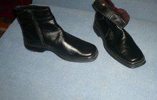 продам мужские зимние ботинки