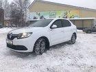 Renault Logan 1.6МТ, 2016, 42000км