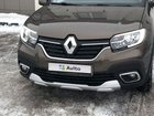 Renault Sandero Stepway 1.6МТ, 2018, 9500км