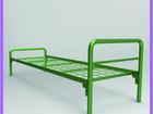 Уникальное фотографию Мебель для спальни Бюджетные кровати металлические для больниц 74004523 в Кирове