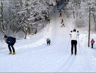 Бесплатная освещенная лыжня и Sport-сауны п Радужный Не знаешь, как провести вых
