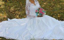 Продам Свадебное платье б.у.