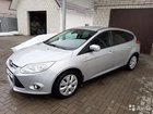 Ford Focus 1.6МТ, 2012, 114000км
