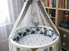 Кроватка детская Premium baby
