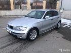 BMW 1 серия 1.6МТ, 2005, 211500км