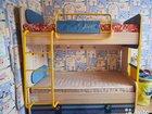 Кровать детская 2-этажная