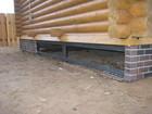 Скачать фото Строительство домов Строительство деревянных домов, пристроек, Бани с отделкой 38250318 в Коломне