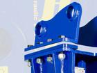 Скачать фото Навесное оборудование Гидромолот Vistarini VHX331 39411602 в Коломне