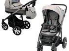 Лучшая зимняя коляска Baby Design Husky 2 в 1