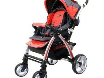 Просмотреть foto Детские коляски Продам прогулочную коляску Talea LX ABC Design 33860911 в Коломне