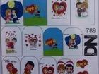 Увидеть фото Косметические услуги Водные наклейки для дизайна ногтей 33716216 в Комсомольске-на-Амуре