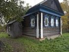 Новое фото Загородные дома Бревенчатый дом на фундаменте в тихой деревне, с хорошим подъездом, 220 км от МКАД, Можно по материнскому капиталу, 37804253 в Королеве
