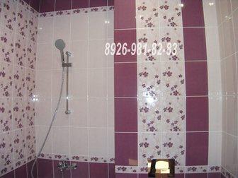 Просмотреть фото Ремонт, отделка Ванная комната и туалет под ключ 32685717 в Королеве