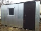 Просмотреть фото Строительные материалы Предлагаем бытовки металлические по низким ценам 34410670 в Костроме