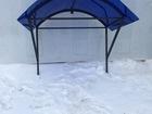 Уникальное foto Мебель для дачи и сада Продам козырьки для крыши в Костроме 38203227 в Костроме