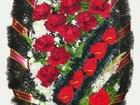 Скачать фотографию Ритуальные услуги Венок на кладбища, венок купить,венок на похороны 68662650 в Костроме