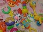 Много игрушек для малыша