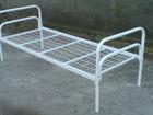 Смотреть изображение Мебель для спальни Металлические кровати двухъярусные и трехъярусные 74325123 в Костроме