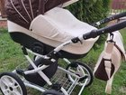 Детская коляска indigo 3 в 1